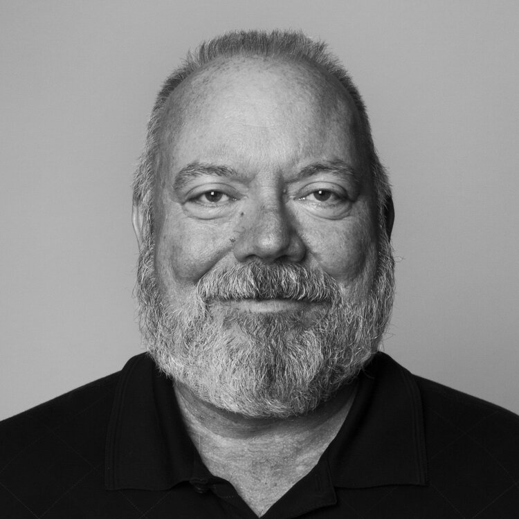 Headshot of Bob Weaver, iostudio Director of Customer Engagement