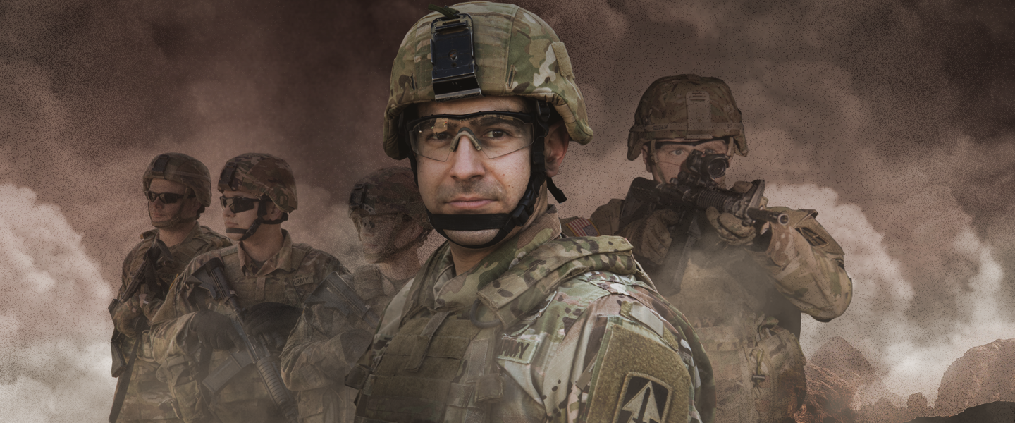 Image of Army National Guard Soldiers